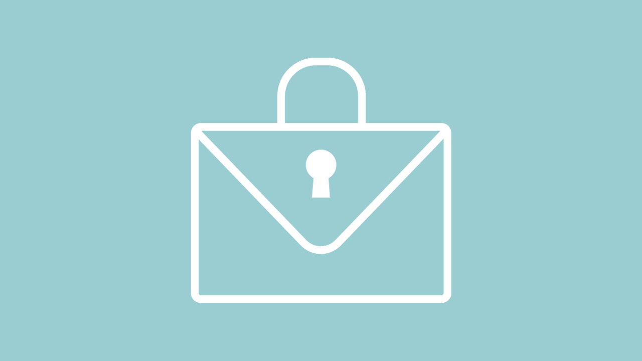 Échangez par e-mail en toute sécurité