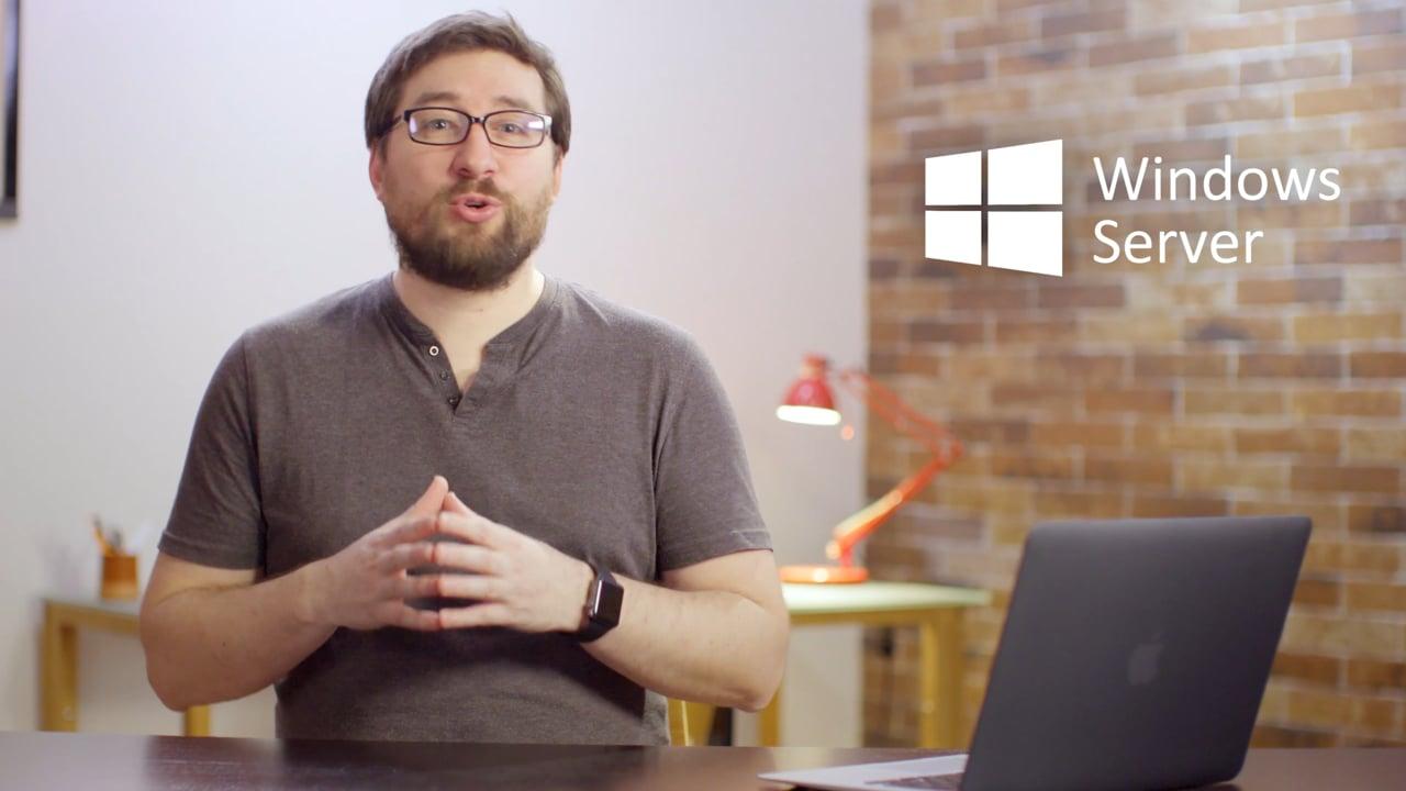 Prenez en main Windows Server