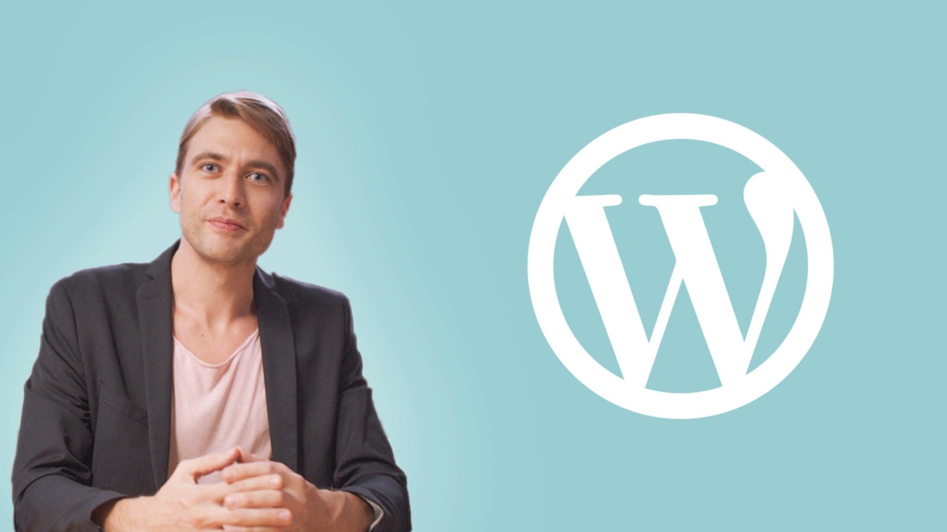 Créez un site moderne et professionnel avec WordPress 5