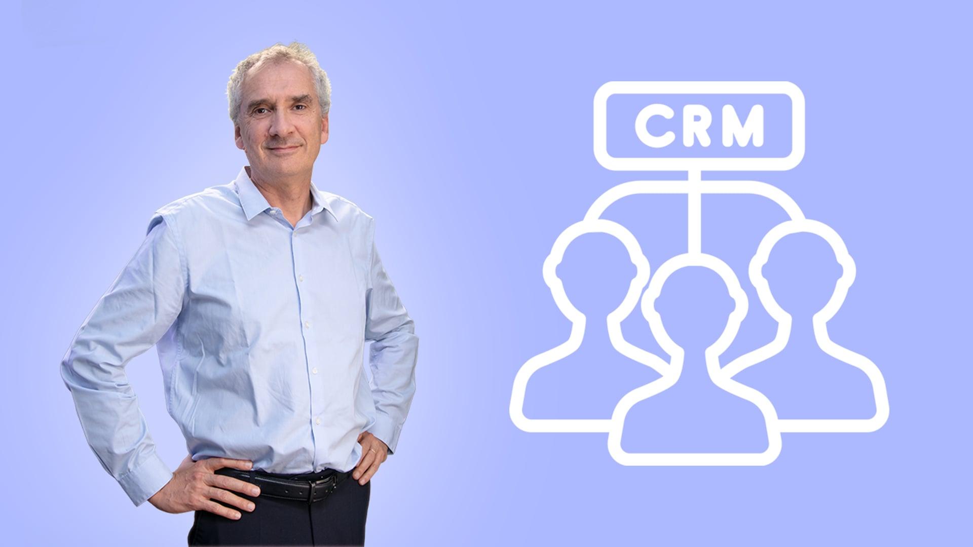 Utilisez un CRM dans votre activité de commercial