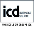 logo ICD International Business School